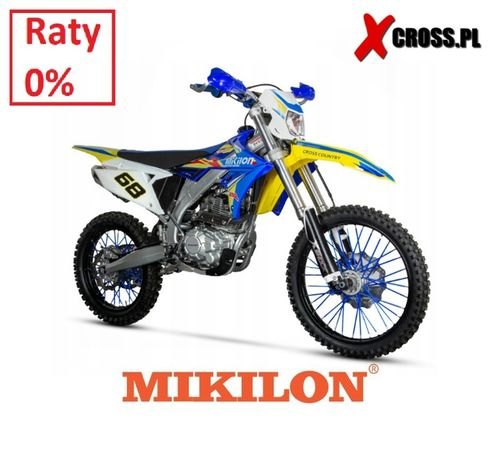 Cross Mikilon Defender MZK250 150cc 250cc Raty 0% Dostawa Enduro