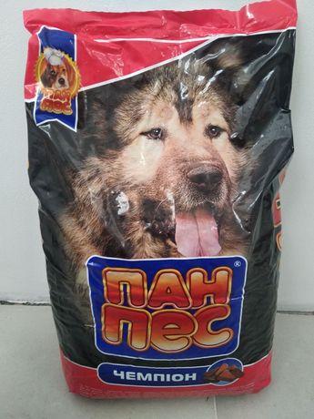 Продам сухой корм Пан Пёс Чемпион