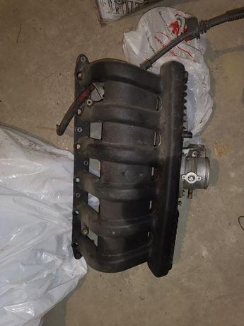 Коллектор з дросельної заслонкою м50 м52 bmw