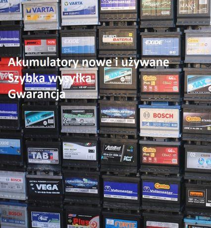 Akumulator Wysyłka Białystok 30-49Ah podlaskie 35, 40, 44, 45..Ah