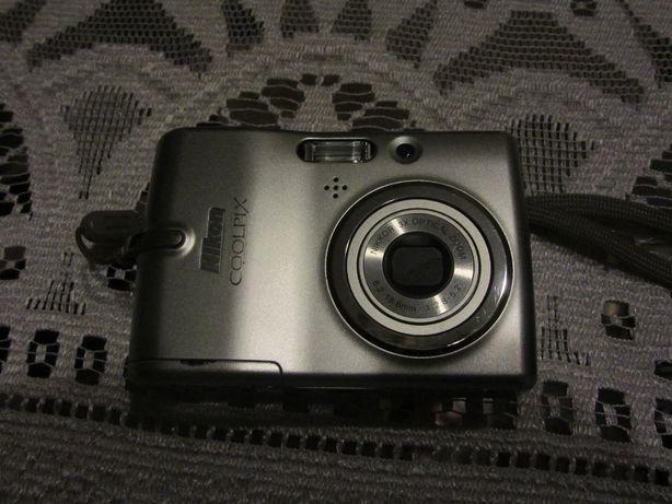 Sprzedam aparat cyfrowy Nikon Coolpix L10