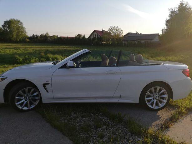 BMW seria 4 Cabrio 430i