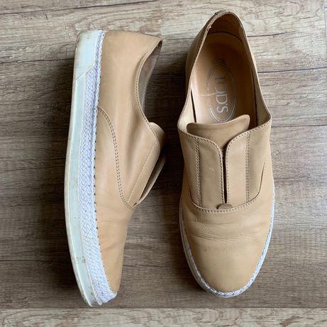 Tod's туфли оригинал brunello cucinelli