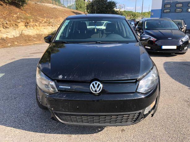 VW Polo 1.2 Tdi Bluemotion de 2013