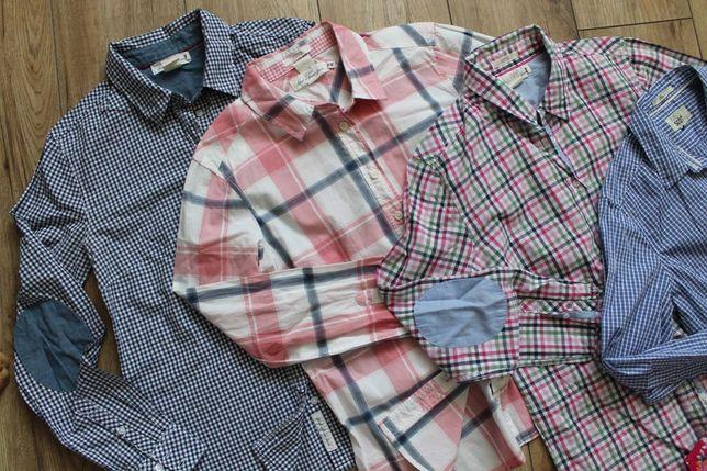 H&M LOGG _ koszule damskie 5 szt 38 zamienię sprzedam