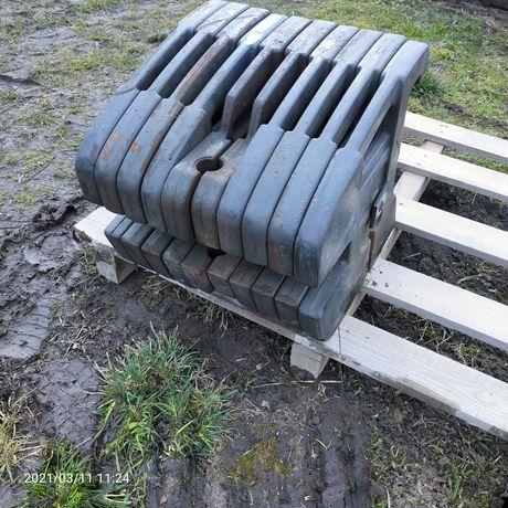 Obciążniki balast Claas Renault Ares 355kg
