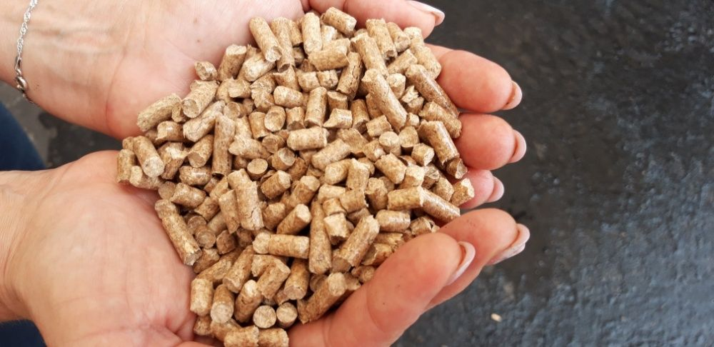 PELLET DRZEWNY worki 15/25 kg/Big-Bag/Certyfikowany/Przesiewany Masłów Pierwszy - image 1