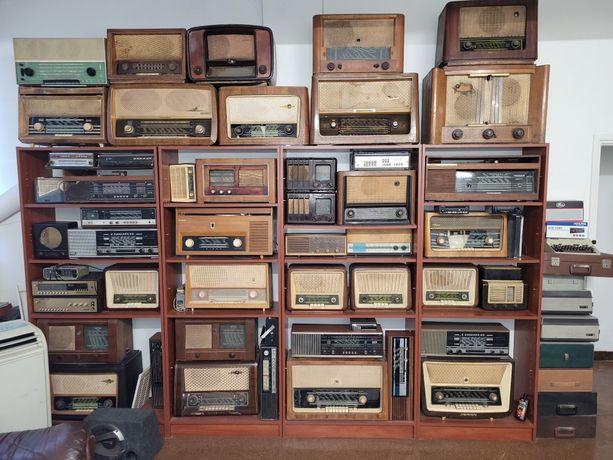 Stare radia magnetofony