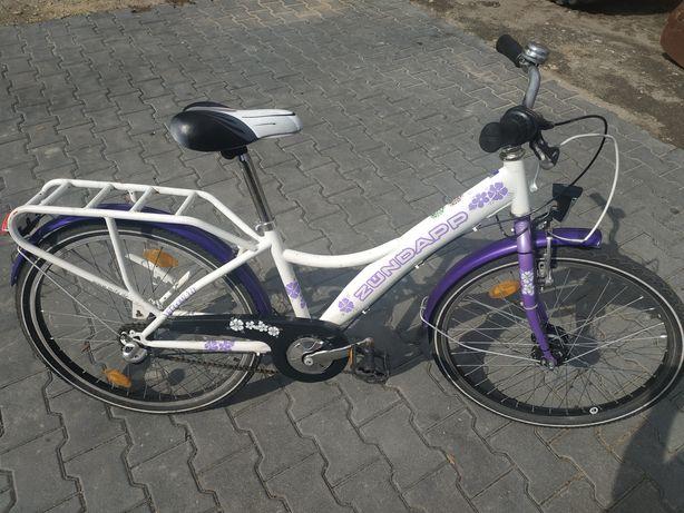 Rower 24 dla dziewczynki