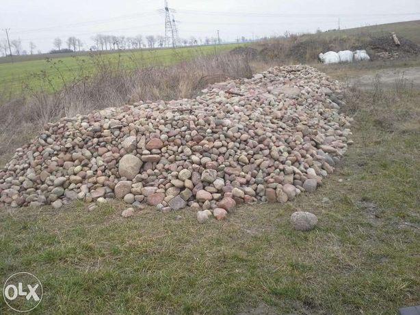 Kamienie Kamień polny ręcznie zbierany