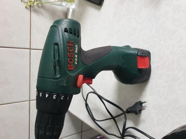 Wkrętarka Bosch 9,6V