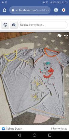 Ciążowa piżama roz xl