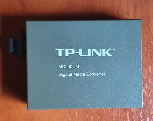 Медіаконвертор TP-Link MC200CM