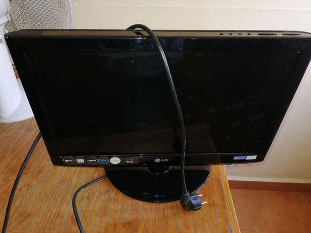 Vendo televisão LG como nova