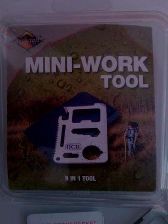 Mini Tool (tamanho cartão MB)