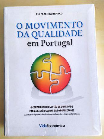 O movimento da qualidade em Portugal (gestão/economia) - R. F. Branco
