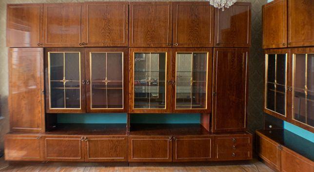 Мебельная стенка, 3 секции