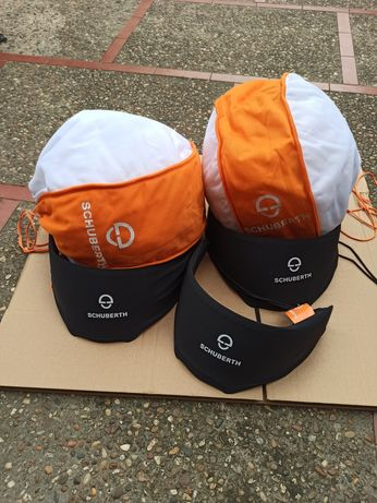 Capacetes Schuberth R2 + extras