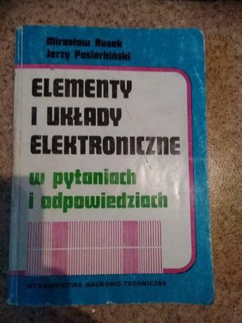 Elementy i układy elektroniczne,