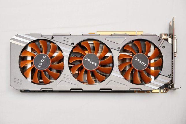 GeForce GTX 980 AMP 4GB