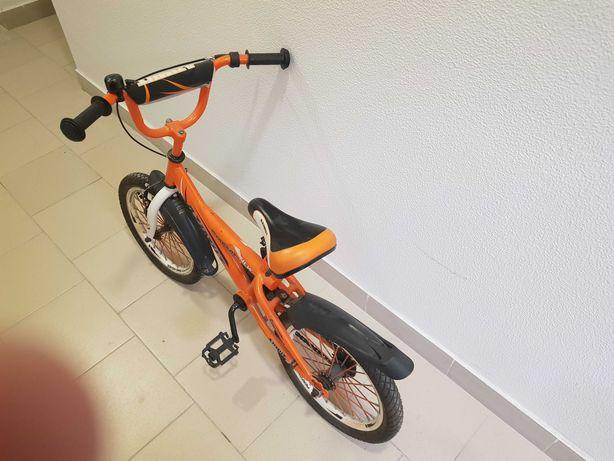 Детский БУ велосипед