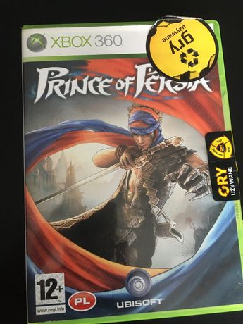 Xbox 360 gry Prince of Persia