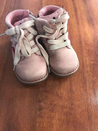 Buty zimowe Fisher Price dziewczynka rozmiar 21