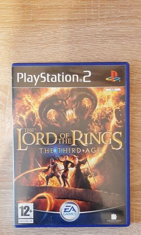 The Lord of The Rings the third Age PS2