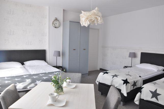 Biały Domek Dźwirzyno - pokoje, noclegi, apartament, 550m od plaży