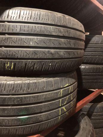 Шины лето 225/45R17резина бу шины Pirelli CinturatoP7