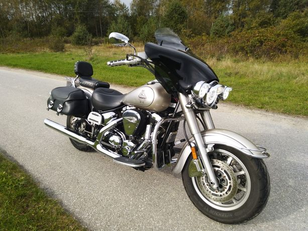 Yamaha Road star 1700 xv 1700 [możliwa zamiana]