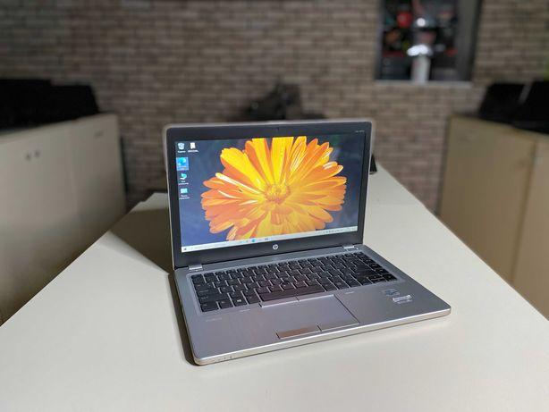 Ноутбук HP EliteBook Folio 9470m, Ram 4Gb, HDD 120 GB, Intel i5