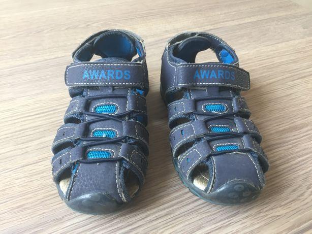 Sandały, sandałki, wygodne buty na lato r.29 - 17,5 cm