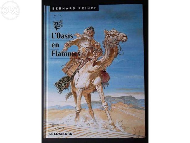 Bernard Prince 2 livros em francês
