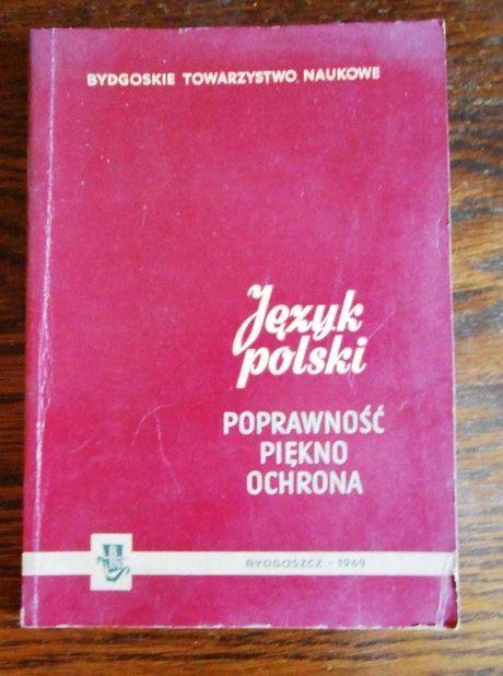 """""""Język polski. Poprawność Piękno Ochrona"""" Stanisław Urbańczyk"""
