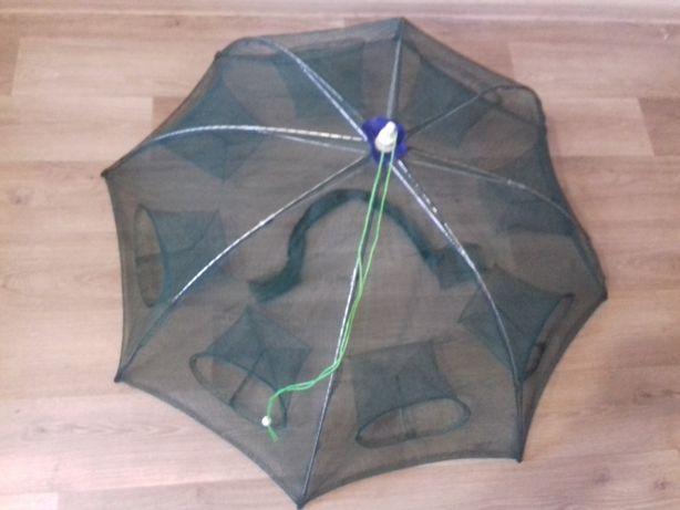 Автоматическая раколовка зонт