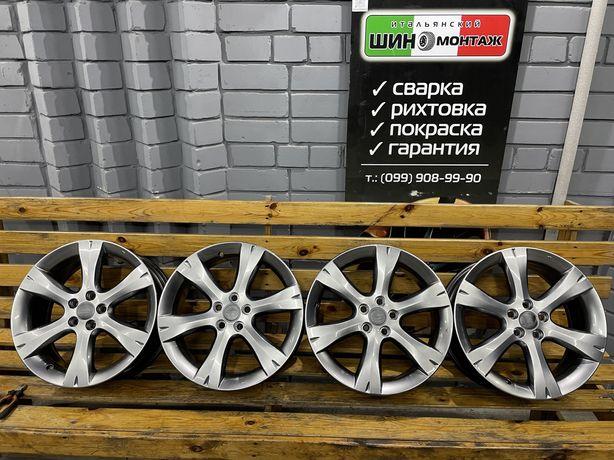 99 Оригинальные литые диски 5/100 r17 Subaru Legacy Outback