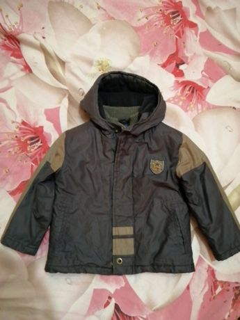 Куртка демисезон 2-4 года