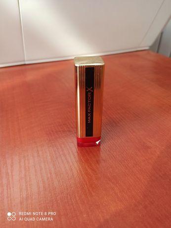 Nowa szminka Max Factor - cherry kiss