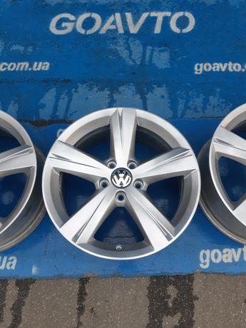 GOAUTO диск поштучно Volkswagen оригинал 5/112 r17 et43 7j dia57.1 в и