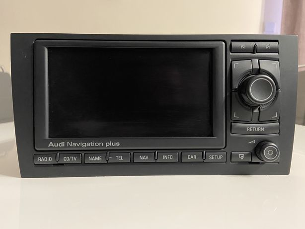 Radio RNS-E Audi A6 C5