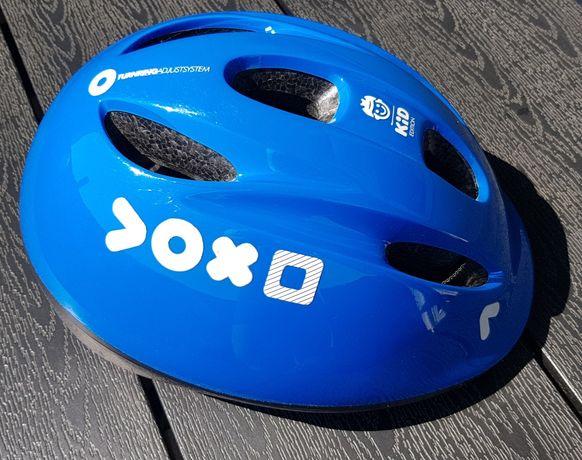 Kask rowerowy BTWIN KH 300 - rozmiar 52-56 cm - jak NOWY !!!
