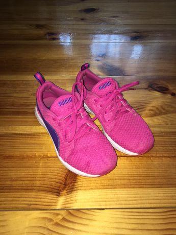 Dziewczęce buty puma