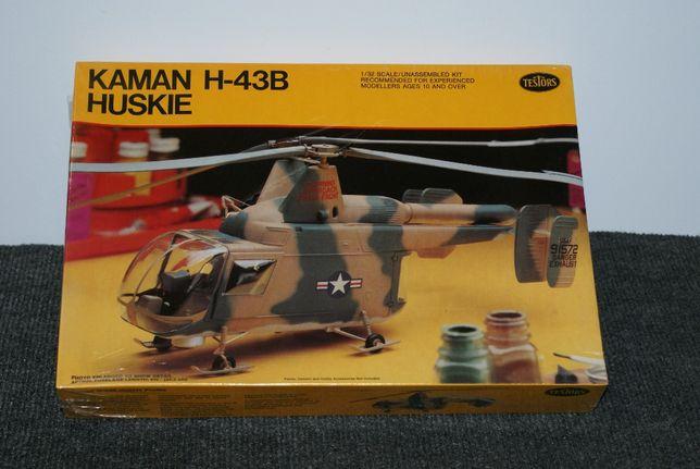 Modelismo - Kaman H-43B Huskie