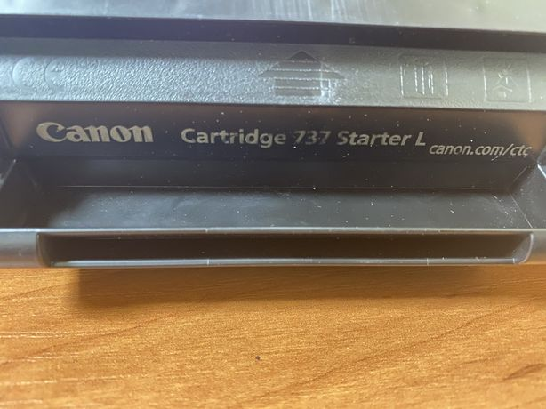 Картрідж canon cartridge 737 starter L