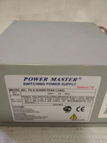 блок питания Power Master FA 5-3, 350 W