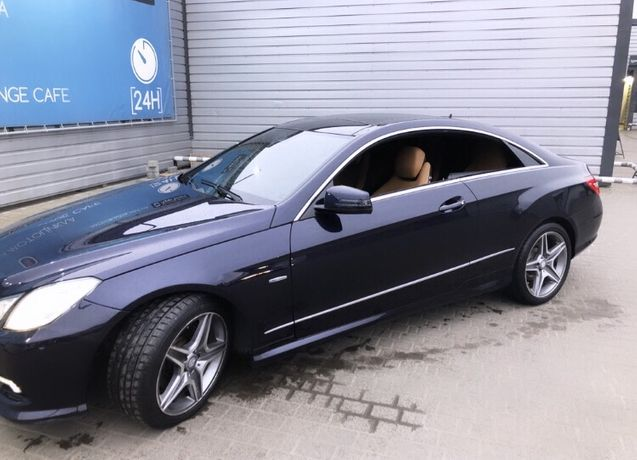 Mercedes-Benz E 350 CDI 2010 BLUE EFFICIENCY