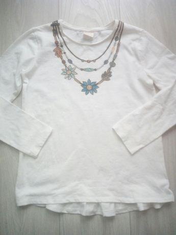 Koszulka bluzka jak nowa rozm. 140 Zara