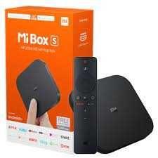(Nova) Xiaomi Mi S 4K Box Android TV