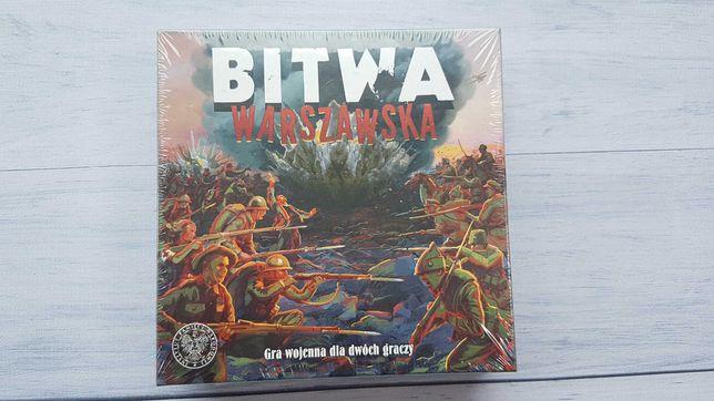 Gra planszowa Bitwa Warszawska